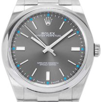 Rolex Oyster Perpetual 39 Ατσάλι 39mm