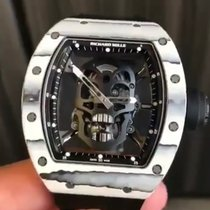 Richard Mille RM 52-01 Carbon 2016 RM 052 pre-owned