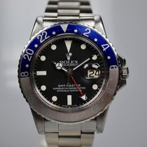 Rolex 1675 Steel 1970 GMT-Master 40mm pre-owned
