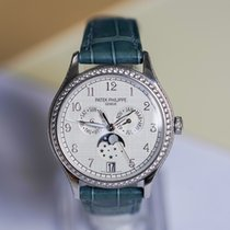 Patek Philippe Annual Calendar White gold 38mm White United Kingdom, London