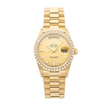 Rolex Day-Date 18048 pre-owned