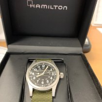 Hamilton Khaki Field occasion 38mm Noir Textile