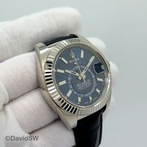 Rolex 326139 White gold Sky-Dweller 42mm pre-owned United States of America, Florida, Orlando
