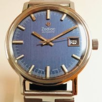 Zodiac Steel 35mm Automatic pre-owned
