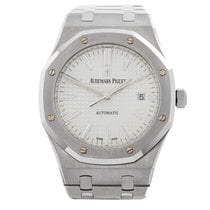 Audemars Piguet Royal Oak Selfwinding Steel 41mm White No numerals United Kingdom, London