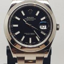 Rolex Datejust II 116300 Nenošené Ocel 41mm Automatika