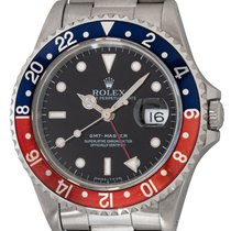 Rolex 16700 Steel 1991 GMT-Master 40mm pre-owned United States of America, Texas, Austin