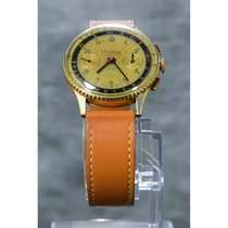 Breitling Rose gold 36mm Manual winding Chronomat pre-owned
