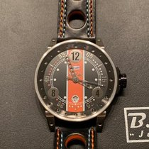 B.R.M Steel 44mm Automatic V6-44-GULF-LAST new