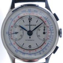 Leonidas Mans Wristwatch Chronograph Antimagnetic
