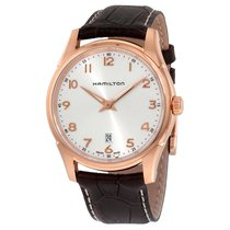 Hamilton Men's H38541513 Jazzmaster Thinline Quartz Watch