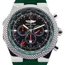 Breitling Bentley GMT Steel 49mm Black No numerals United States of America, New York, Greenvale