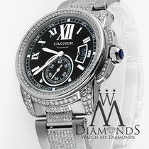 Cartier Mens Cartier Calibre De Cartier Automatic Watch With...
