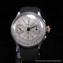 Certina ULTRA Rare CERVUS Vintage 3 Button Chronograph 1st...