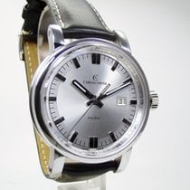 Chronoswiss Pacific Steel 40mm Silver