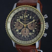 Breitling Navitimer Cosmonaute Steel and Gold