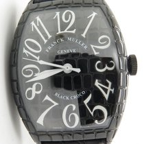 Franck Muller Black Croco 8880sc Automatic 42 Hr Power Reserve...