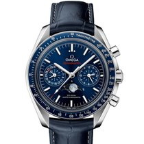 Omega Speedmaster Professional Moonwatch Moonphase 2018  6400ht