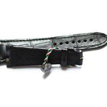パテック・フィリップ (Patek Philippe) Nautilus Black Alligator Leather...