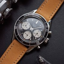 Heuer 2446 Second Execution | one-owner | chronograph