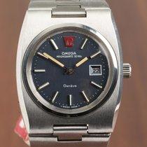 Omega Genève Steel 31mm Grey