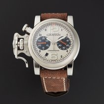 Graham Chronofighter R.A.C. Trigger Automatic Men's 43mm Watch...