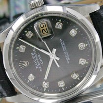 Rolex Oyster Perpetual Automatic Quick Date Grey Dial