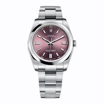 Rolex 36mm Automatic 2010 new Oyster Perpetual 36 Red