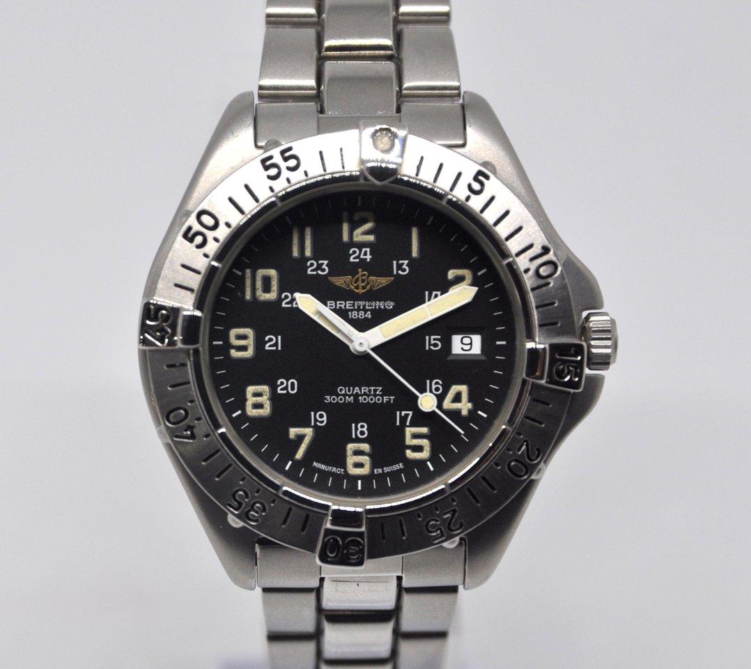 3f7af80a0e5c Relojes Breitling Colt Quartz de segunda mano