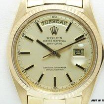 Rolex Day-Date 36 usato 36mm Oro giallo