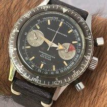 Nivada Vintage Nivada Grenchen Aviator Sea Diver Chronograph...