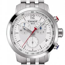 Tissot Steel 41.00mm Quartz T0554171101701 new