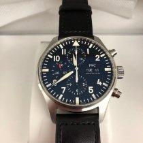 IWC Pilot Chronograph új 43mm Acél