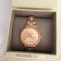 Michael Kors Rose gold Automatic new