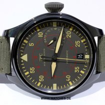 IWC Big Pilot Top Gun Miramar novo 48mm Cerâmica