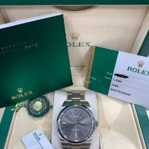 Rolex Oyster Perpetual 39 Steel 39mm No numerals United States of America, New York, New York