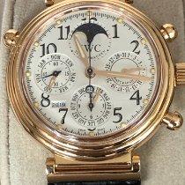 IWC Da Vinci Perpetual Calendar neu 41,5mm Roségold