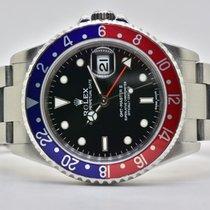 Rolex 16710 Stahl 2006 GMT-Master II 40mm gebraucht