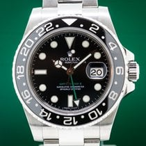 Rolex GMT-Master II Steel 40mm Black United States of America, Massachusetts, Boston