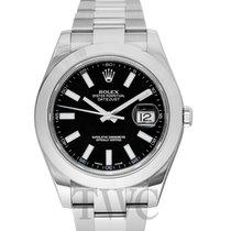 Rolex Datejust II Czarny