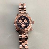 Breitling Emergency new 2011 Quartz Chronograph Watch with original box and original papers A73322