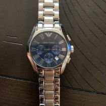 Armani Steel 43mm Quartz AR1635 pre-owned United States of America, New Jersey, Weehawken