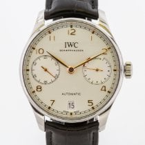 IWC IW500114 Steel Portuguese Automatic 42.3mm pre-owned United States of America, Florida, Miami Beach