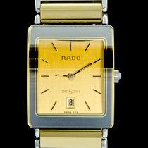 Rado Diastar Steel 24mm Yellow No numerals