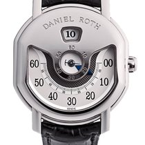 Daniel Roth White gold 44mm Automatic 318.Y.60.350.CN.BD new