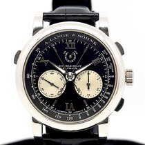 A. Lange & Söhne Platinum 43mm Manual winding 404.035 pre-owned Singapore, Singapore