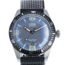 Oris Divers Sixty Five 01.733.7707.4065 2016 pre-owned