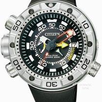 Citizen Steel 49mm Quartz BN2021-03E new