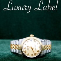 Rolex Lady-Datejust Acero y oro 31mm Blanco Sin cifras España, Madrid