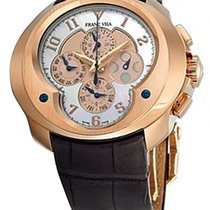 Franc Vila Rose gold Automatic FVa12-9A pre-owned